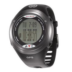 Introducing the perfect watch for your next big adventure! The Soleus GPS Tour features HRM, compass, path finder display, altimeter, vibration alerts, and a 16 hour battery life! #soleusrunning #runninggps