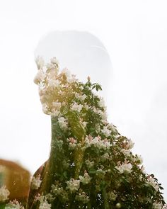 Double Exposure Portraits...done with film cameras. So easy to do in the digital age, but Photographer Jon Duenas prefers to do it manually in camera.