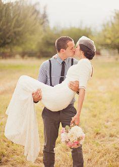 #wedding #dress #sleeves #modest #cute #lace #mormon #lds