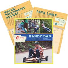 Modern Parents Messy Kids: Father's Day Idea: Help Dad Create Great Memories