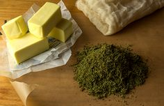 Edibles: How to Make Canna-Butter and Canna-Oil