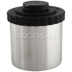 Adorama Stainless Steel Developing Tank for Two Rolls $16