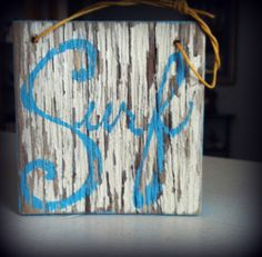 Beachfront Surf decor by coconutcloud:)
