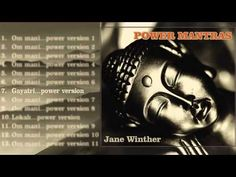 New album POWER MANTRAS by Jane Winther - YouTube