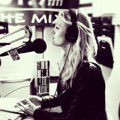 Radio Studio, Erin Heatherton
