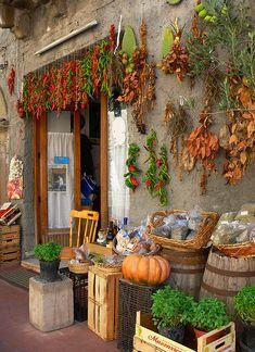 Market in Messina, S