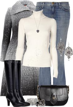 """""""Easy weekend #3"""" by madamedeveria ❤ liked on Polyvore"""