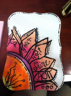 AOII Craft by MagicCross on Etsy, $15.00