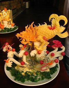 Food carving | Food Carving