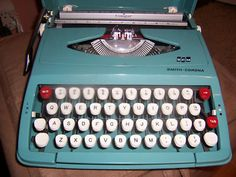 Cute Typewriter!