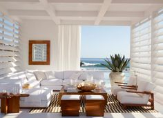 The Point Dume Collection is a modern, tranquil interpretation of Ralph Lauren's iconic love of seaside living