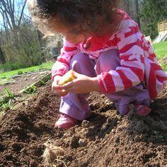 Gardening with Kids from Organic Gardening
