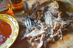 Maple Bourbon Pulled Pork