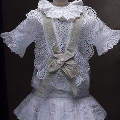 French Original Pique dress