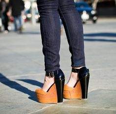 The new way to rock the color-block: shoemint.com/shoes/sophia