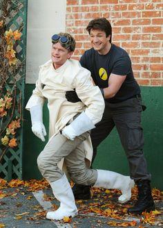 Doctor Horrible & Captain Hammer