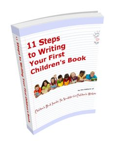Writing a Children's Book – First Steps for the Absolute Beginner