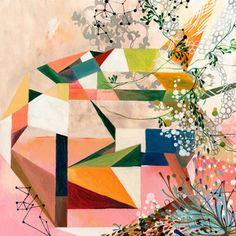Elka three print, by Michelle Armas. Beautiful fine work.