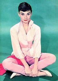 Audrey Hepburn- Elegant/compassion