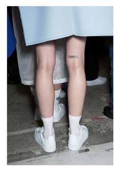 Jacquemus Fall / Winter 2014 Backstage