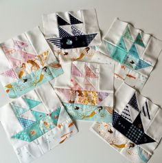 lovely little handmades: Sailaway, Sailaway, Sailaway!