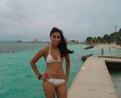 Shweta Hot Sizzling Desi Girl From Mumbai in two piece bikini piec bikini, bikini girl, desi bikini
