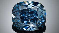One of the world's rarest gems, the Blue Moon Diamond, whose color is officially known as fancy vivid blue—into a 12-carat cushion-cut gem that is categorized as internally flawless -  will be on exhibit at the Natural History Museum of Los Angeles County from September 13 through January 6, 2015.