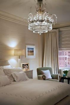 love chandeliers!