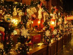 Events in the Village!: Christmas Open House Was Wonderful!