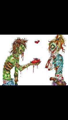 Zombies ......... totally possible