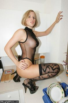 mesh teddy and matching stockings...kisses Desirae Spencer
