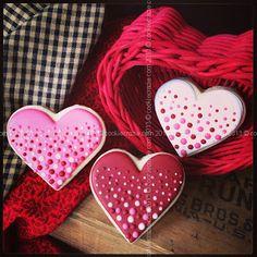 CookieCrazie dotty hearts