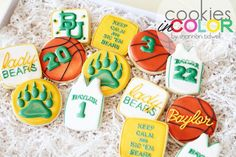Baylor Basketball co