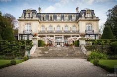 Les Crayeres-- Reims, France