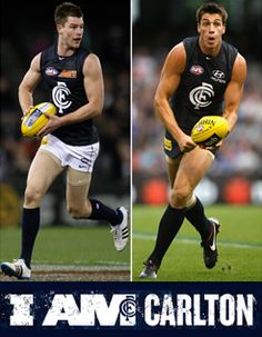 Gibbs and Kreuzer commit to Carlton - Official AFL Website of the Carlton Football Club