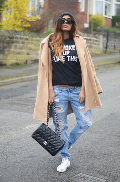 She Wears Fashion - UK Fashion blog: I woke up like this..