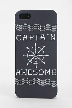Captain Awesome iPhone 5/5s Case