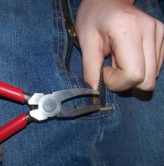 How to Fix a Broken Zipper In Four Simple Steps