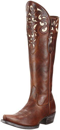 Ariat Women's 15 Inch Hacienda Western Boot Style: A10010252