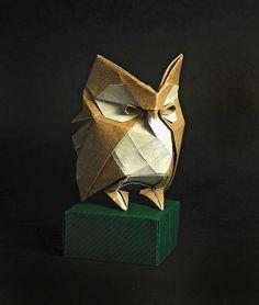 Búho #origami
