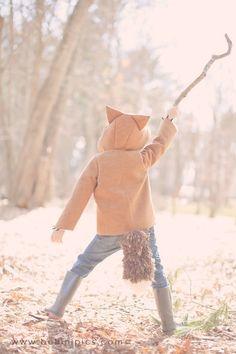 Fantastic Fox Boys Coat