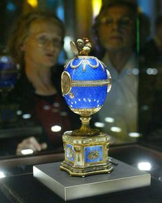 Pics: The best of Peter Carl Faberge's exquisite eggs - Tech News - IBNLive#