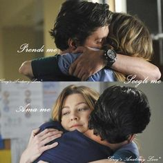 Don't you think she started healing once Derek was in her life <3 <3 <3