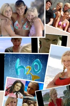 H2O just add water - i love this show.