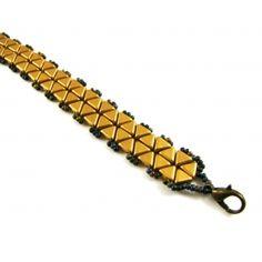 Free Cleopatra Bracelet Pattern - Downloadable