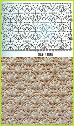 crochet stich crochet stiches, crochet punto, crochet blankets, stitch chart, craft, crochet techniqu, crochet stitches, crochet patterns, flower crochet