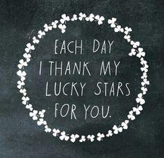 Lucky stars ♡