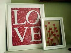 Love art work