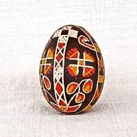 Pysanka from Ukraine