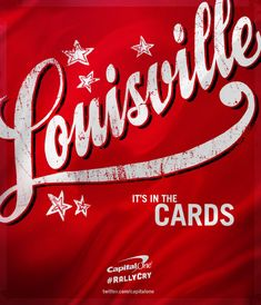 Louisville is dancing in the #NCAA #FinalFour basketball championship! Cheer on your Cards with a #RallyCry! #MarchMadness #GoCards #L1C4
